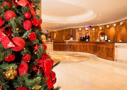 copthorne hotel christmas party birmingham