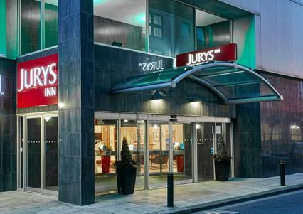 Christmas Parties 2020 at Jurys Inn, Middlesbrough