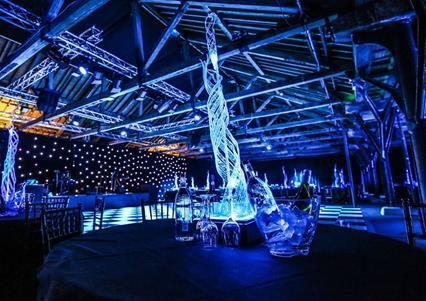 Winter Secret Garden Christmas Parties 2020 at Beeston Hockey Club, Nottingham