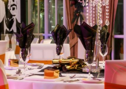 Christmas Parties 2020 at the Mere Court Hotel & Conference Centre