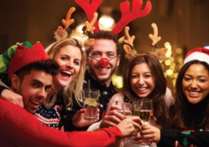 Christmas Parties 2020 at Jurys Inn, Plymouth