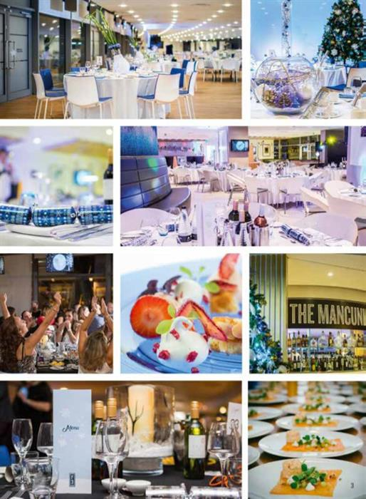Winter Wonderland Christmas Parties 2020 at Etihad Stadium