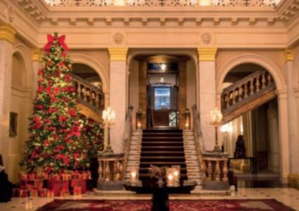 Christmas Parties 2021 at Amba Hotel Grosvenor, London SW1