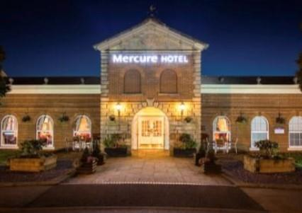Baubles of Six Christmas Parties 2020 at the Mercure Haydock Hotel, Liverpool