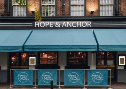 Celebrate Christmas Parties 2021 at Hope and Anchor, London SW2