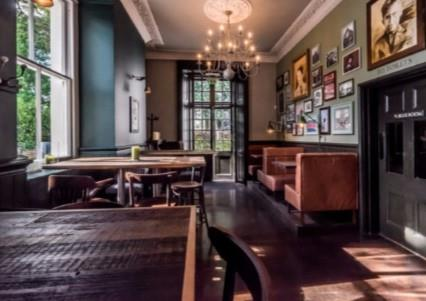 Celebrate Christmas Parties 2021 at Canonbury Tavern, London N1