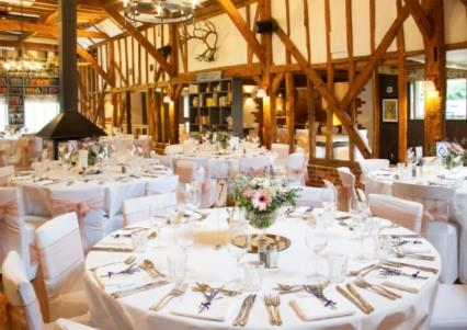 Celebrate Christmas Parties 2020 at Red Barn, Blindley Heath,Surrey