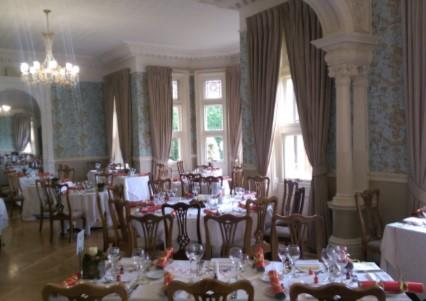 Celebrate Christmas Parties 2020 at Pendley Manor Hotel, Tring