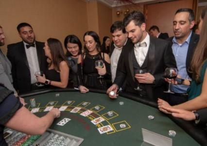 Casino Royale Christmas Parties 2020 at the The Rembrandt Hotel Knightsbridge, London SW7