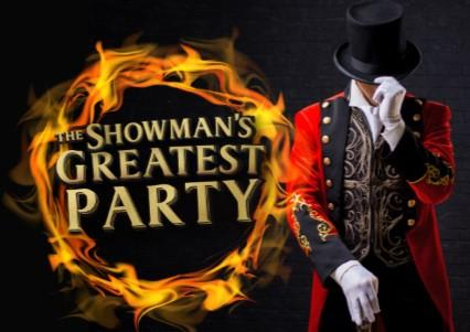 Showman's Greatest Christmas Party in Brighton, 2020
