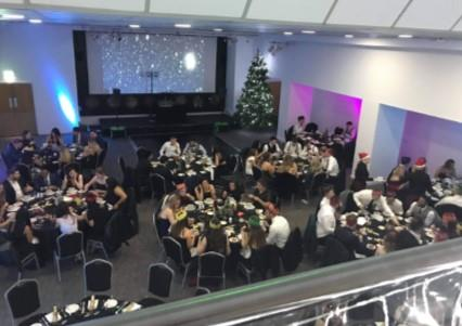 Celebrate Christmas Parties 2020 at Pendulum Hotel Manchester