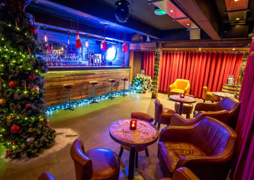 Celebrate Christmas Parties 2020 at Dive NQ, Manchester
