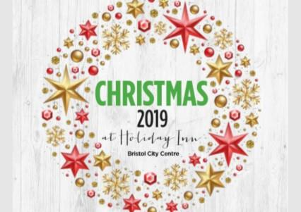 Dazzle & Dance Christmas Parties 2020 at Holiday Inn Bristol City Centre