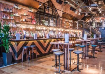 Celebrate Christmas Parties 2020 at Revolution Manchester - Deansgate Locks