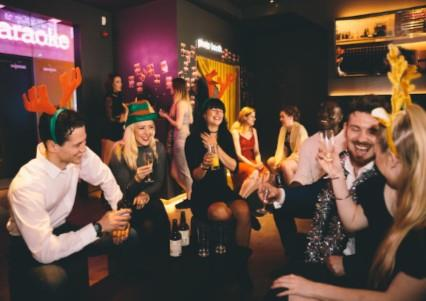 Celebrate Christmas Parties 2020 at Lucky Voice Brighton
