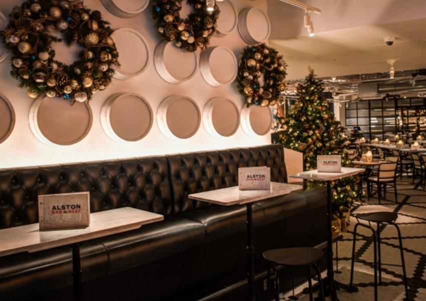 Celebrate Christmas Parties 2021 at Alston Bar & Beef, Manchester