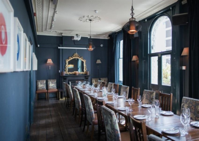 Celebrate Christmas Parties 2020 at The Elgin, London W11