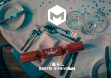 Have yourself an alternative Christmas Party 2020 at The Mill, Digbeth, Birmingham