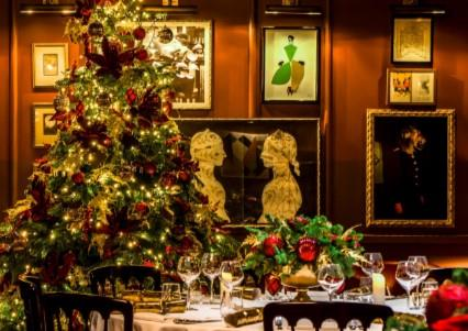 Christmas Parties 2021 at The Trafalgar St James, London SW1A