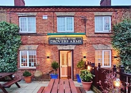 Celebrate Christmas Parties 2020 at Drovers Arms, Steppingley